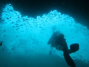 Meagan Pollock - Thailand Diving