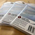 Dive Log Product Label