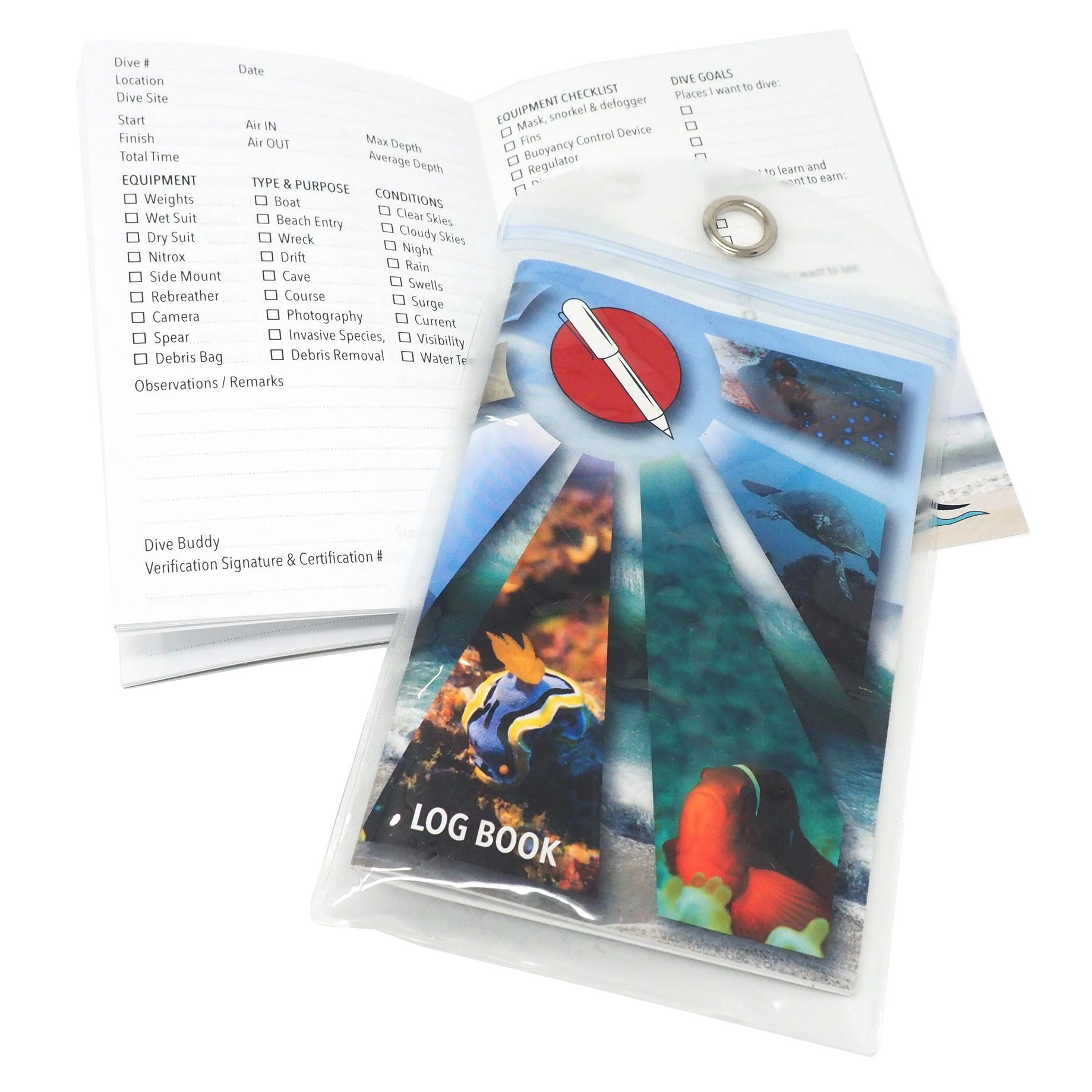 Custom Dive Log's standard version