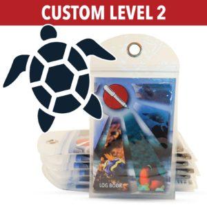 Custom Dive Logs Level 2