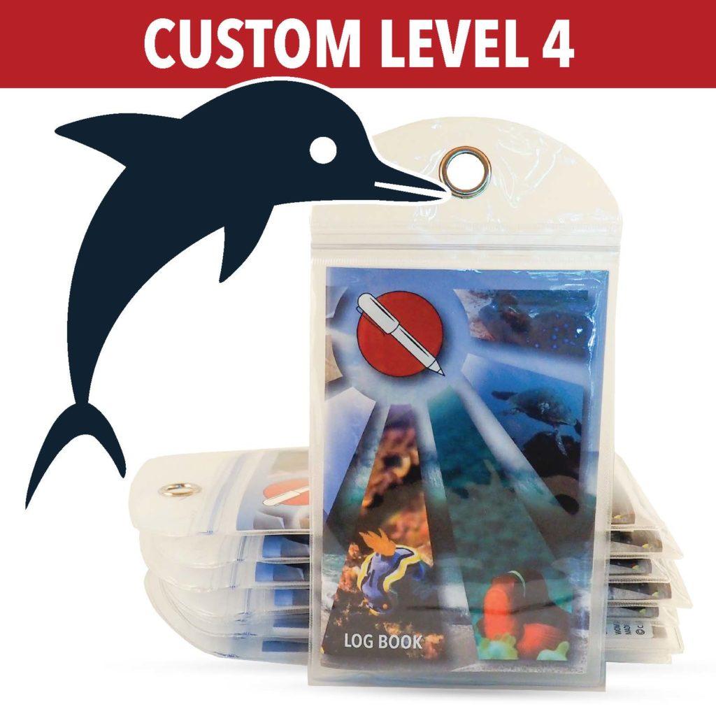 Custom Dive Logs Level 4